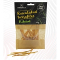 Dried fish. Cod fillet 40g