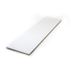 PVC Plaat 12*305cm (PVC 12-305 )