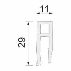PVC Профиль CD-H