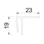 PVC Profiil CLS-F