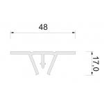 PVC Profil M