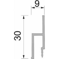ALU Профиль HP-H