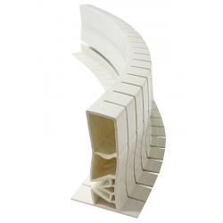 PVC Нарезанный профиль (PVC + CUT)