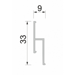 ALU Profiil BS-2-H