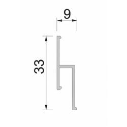 ALU Профиль BS-2-H