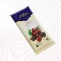 Dark chocolate, cherry