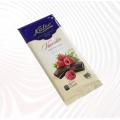 Dark chocolate, raspberry