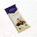 Dark chocolate, marzipan