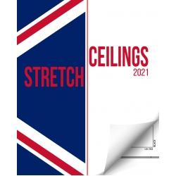 Värvikaart 2021 ilma Logo England (XXLEN)